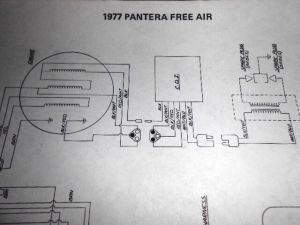 Arctic Cat Wiring Diagram 1977 Pantera Free Air El Tigre | eBay
