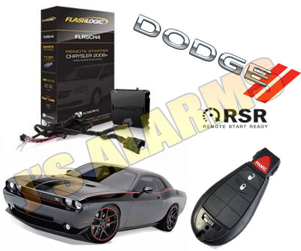 2009 2010 2011 2012 2013 DODGE CHALLENGER REMOTE START ADD