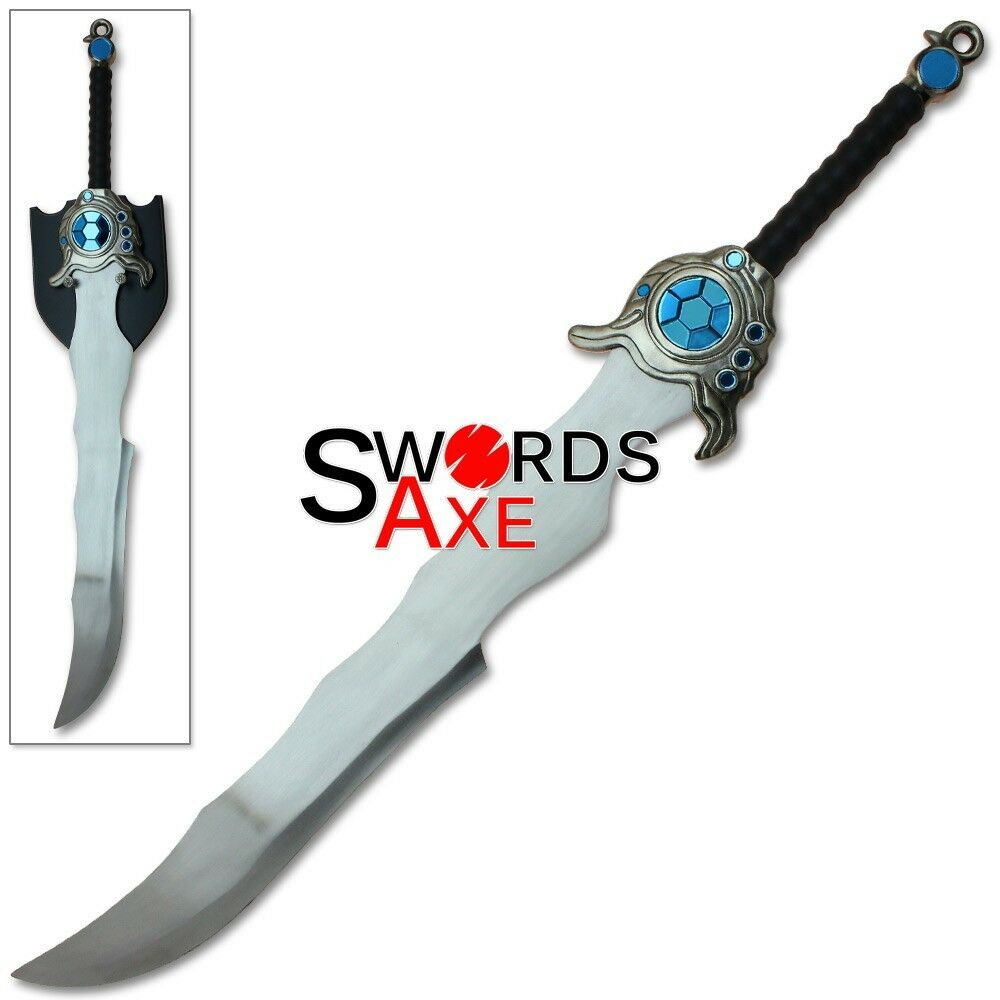 League Of Legends Tryndamere Of Freljord Game Sword