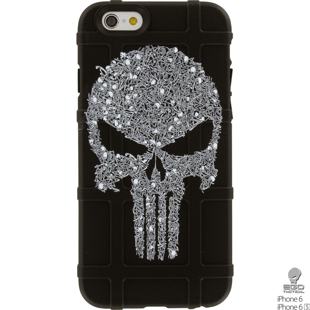 Magpul Field Case IPhone 66s77Custom Punisher Skulls By Ego Tactical EBay