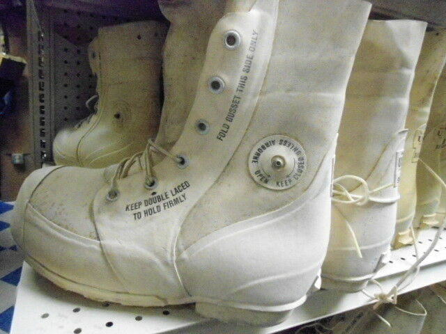 Us Military Bunny Boots 60 Degrees Used Miner Brand