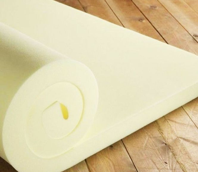 Orthopaedic Memory Foam Mattress Toppers All Sizes And Depths Free Zip Cover Ebay