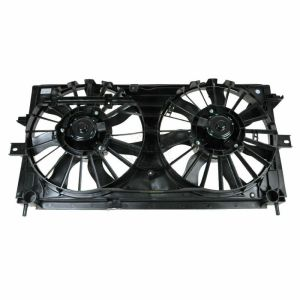 Radiator Cooling Fan Assembly for 0003 Chevy Impala 34L