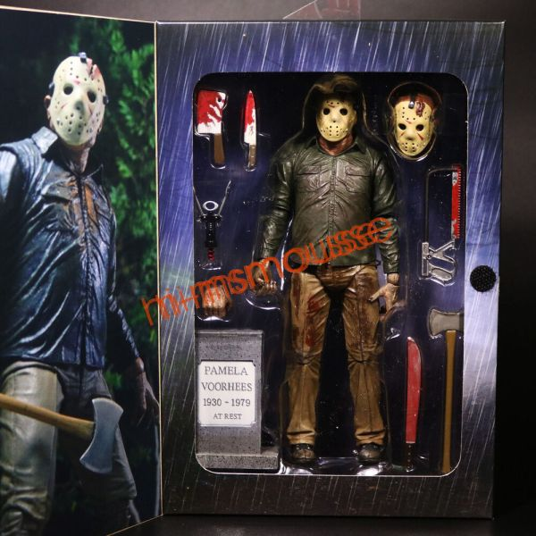 NECA Friday the 13th Final Chapter Jason Ultimate 7 ...