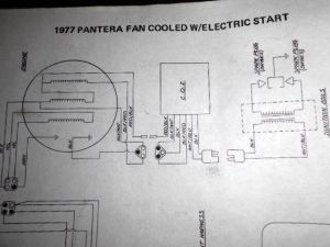 Arctic Cat Wiring Diagram 1977 Pantera Fan Cooled Electric