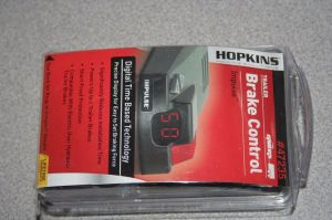 Hopkins Impulse 47235 Trailer Brake Control NEW | eBay