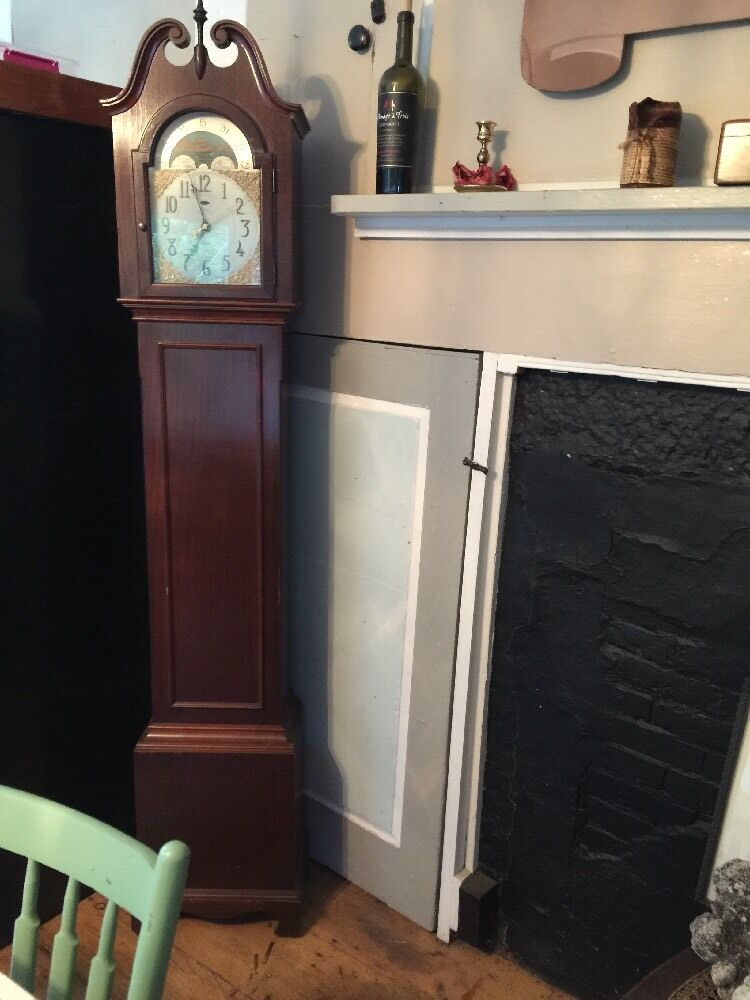 Revere Westminster Chime Grandmother Clock Telechron LCL PCKP Sturbridge MA EBay