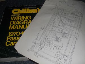 1970  1973 FORD MUSTANG AND MACH 1 WIRING DIAGRAMS