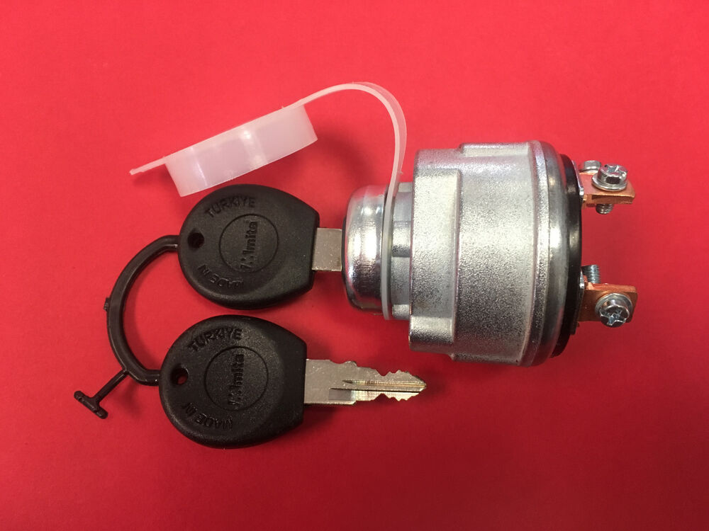 International Case Compact Tractor Ignition Key Switch 234