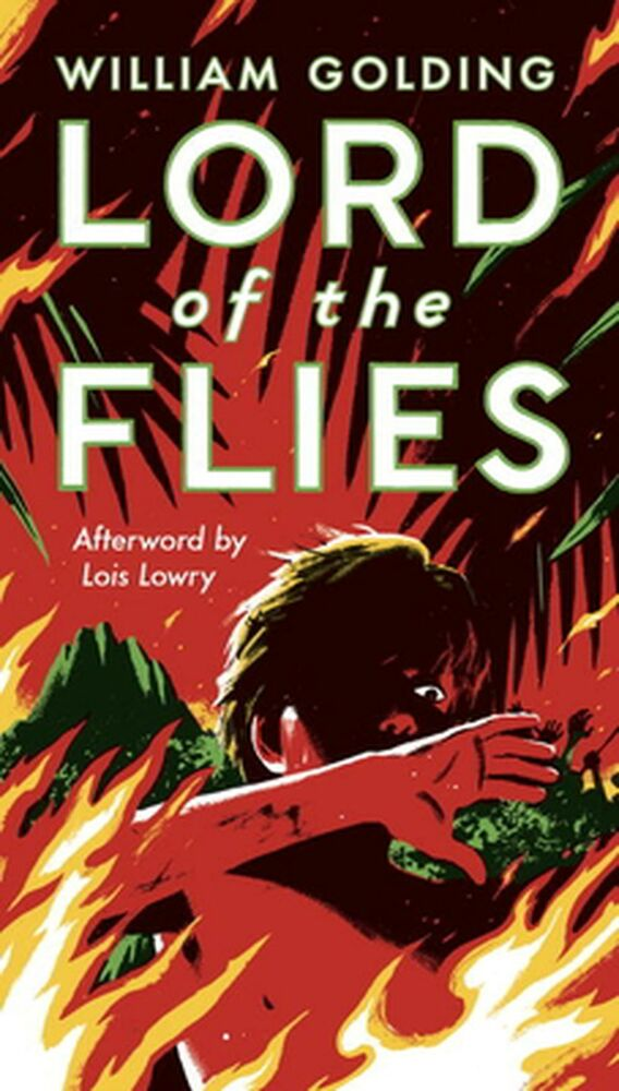 Lord of the Flies by William Golding Paperback Book ...