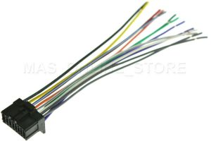 WIRE HARNESS FOR PIONEER DEH1650 DEH1650 DEH1700 DEH1700 *SHIPS TODAY* | eBay