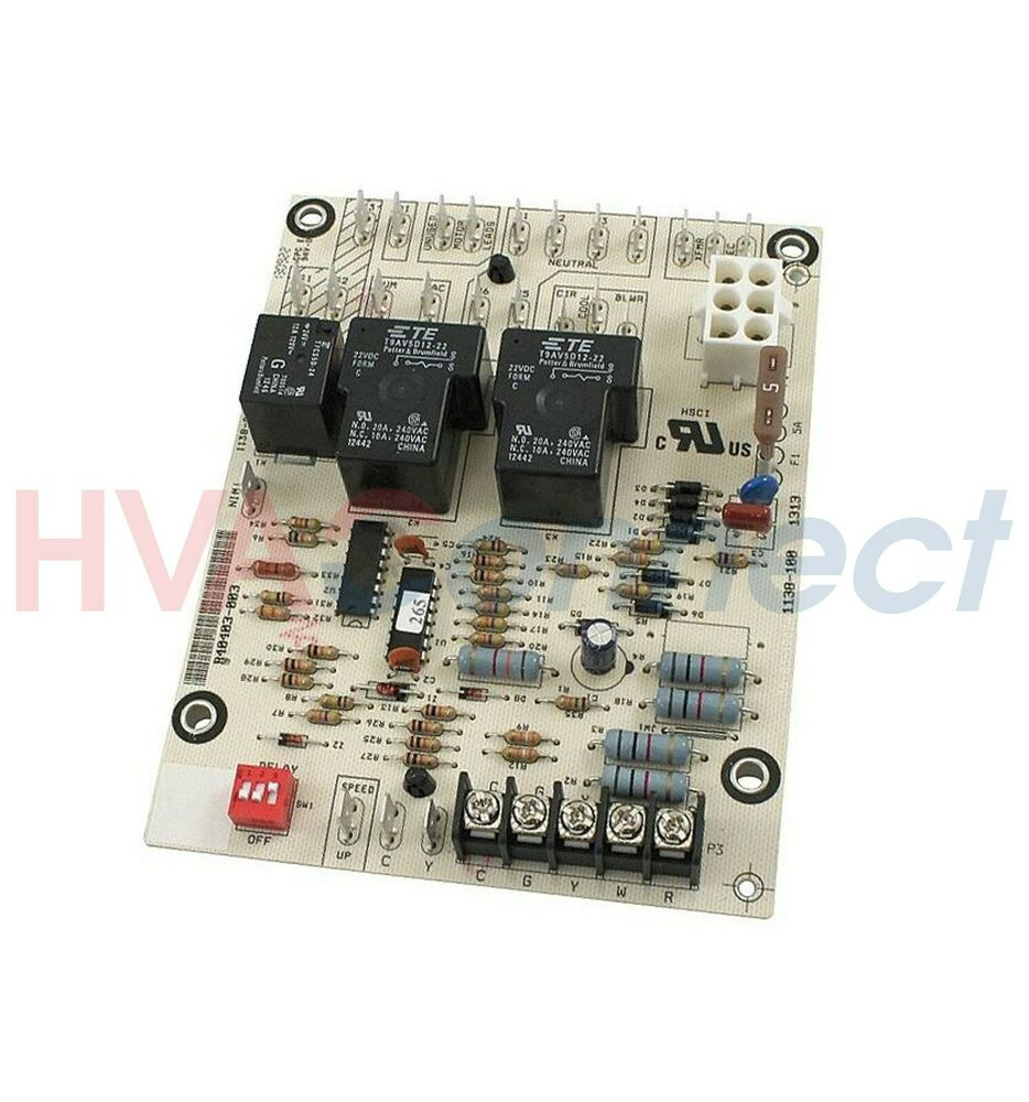 York Coleman Luxaire Furnace Control Board S1