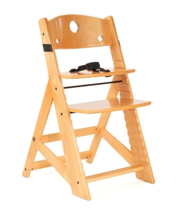 NEW! Keekaroo Height Right Kids Chair - Natural Color | eBay