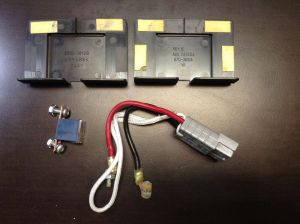 APC BATTERY CONNECTOR WIRING HARNESS FUSE RBC7 RBC11 SMART