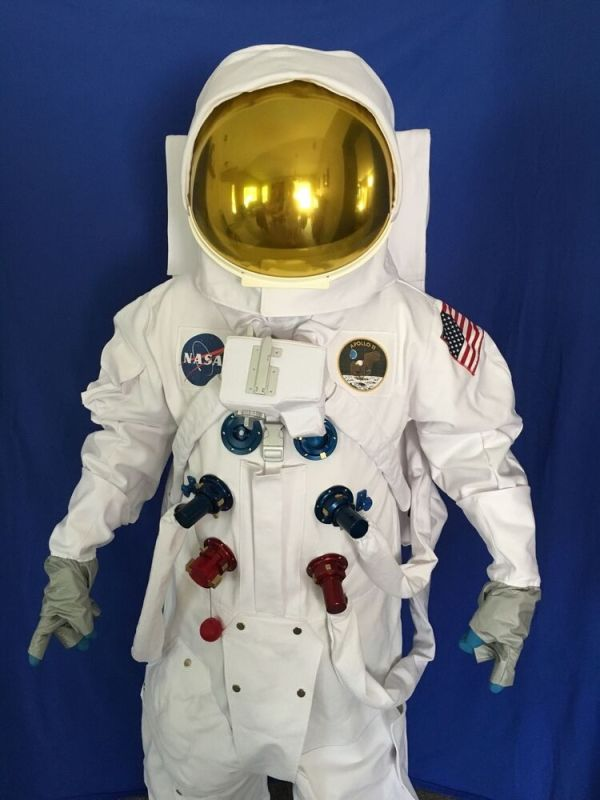 APOLLO SPACE SUIT - NASA REPLICA | eBay