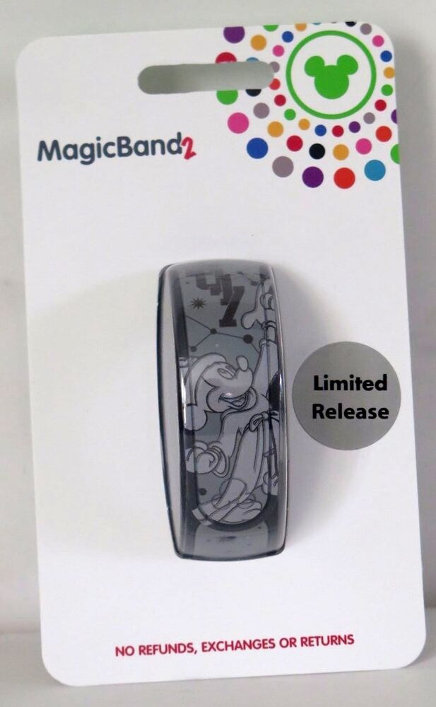 Disney World 2017 Magicband Magic Band 2 Sorcerer Mickey Mouse Walt Disney World EBay