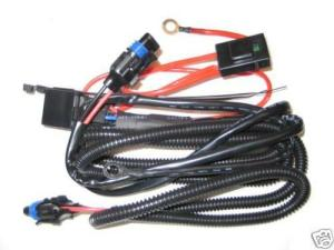 Chevy Silverado Fog Light Wiring Harness 2003 to 2006 | eBay