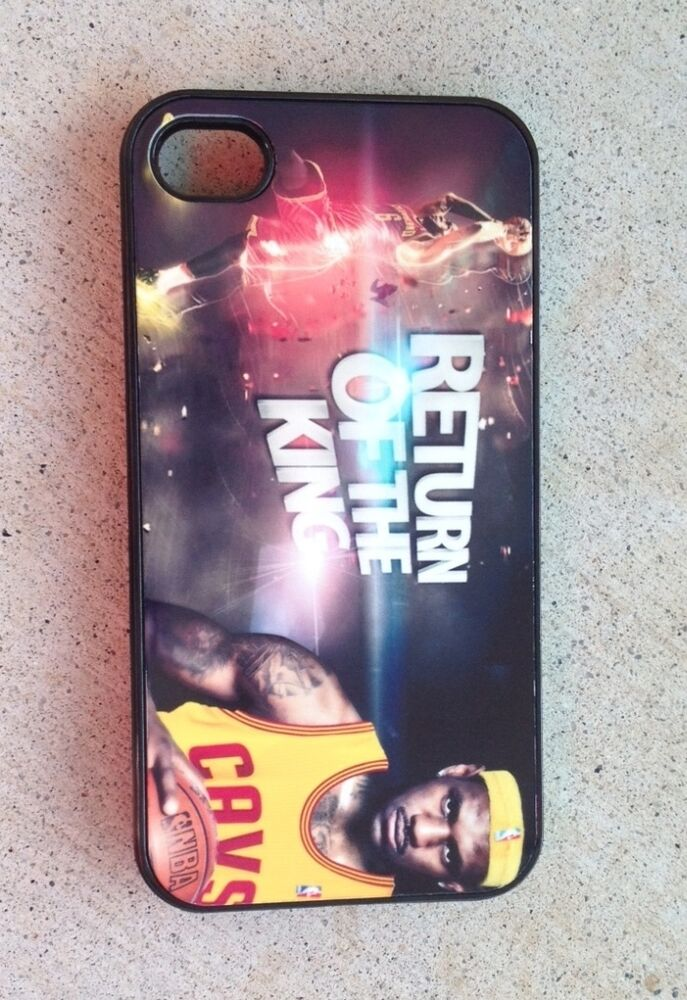 Lebron James Cleveland Cavs Case For IPhone Free Shipping EBay