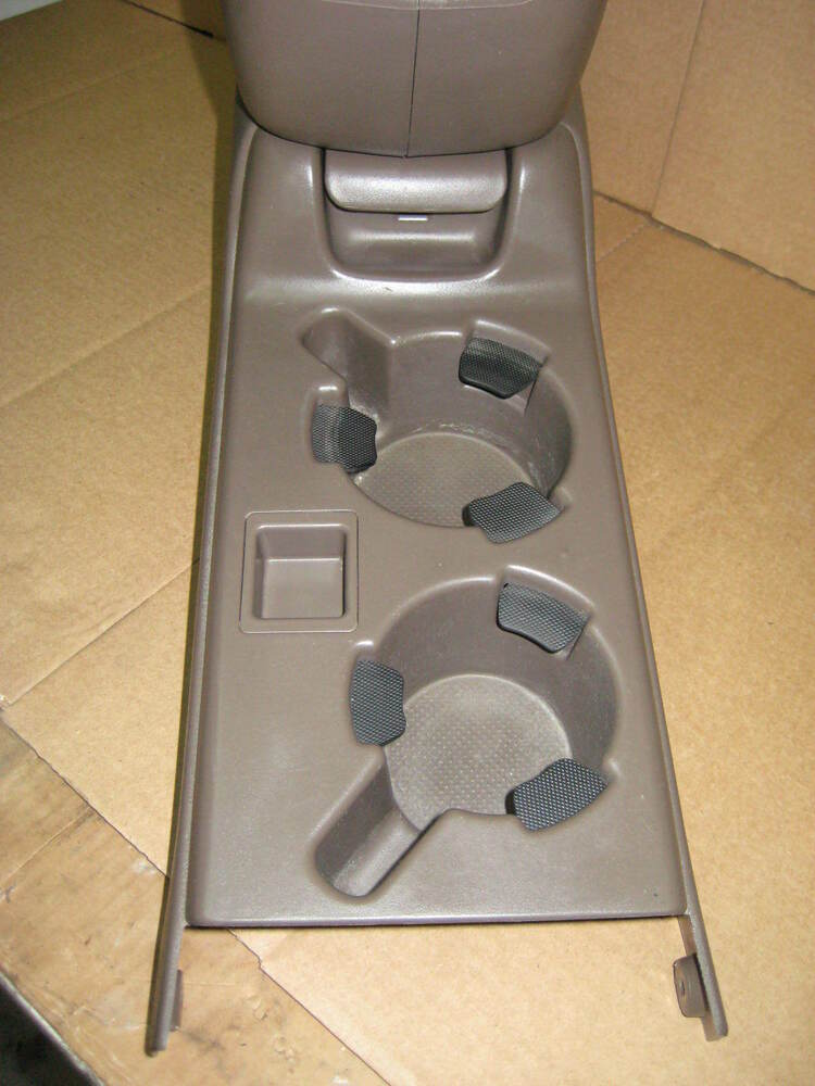 Toyota Tacoma Center Console Cup Holder Rubber Inserts Set