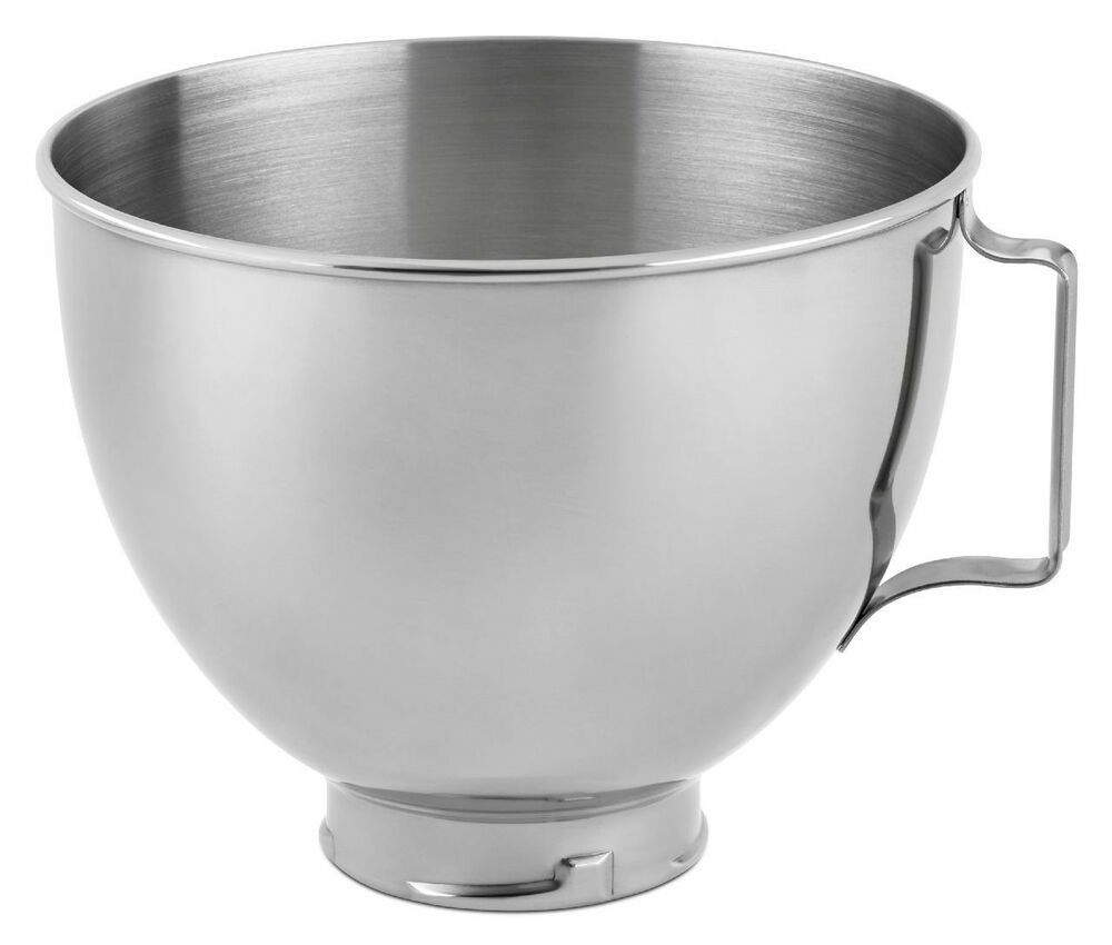 KitchenAid R K45SBWH Replacement 45 Quart Mixing Bowl For