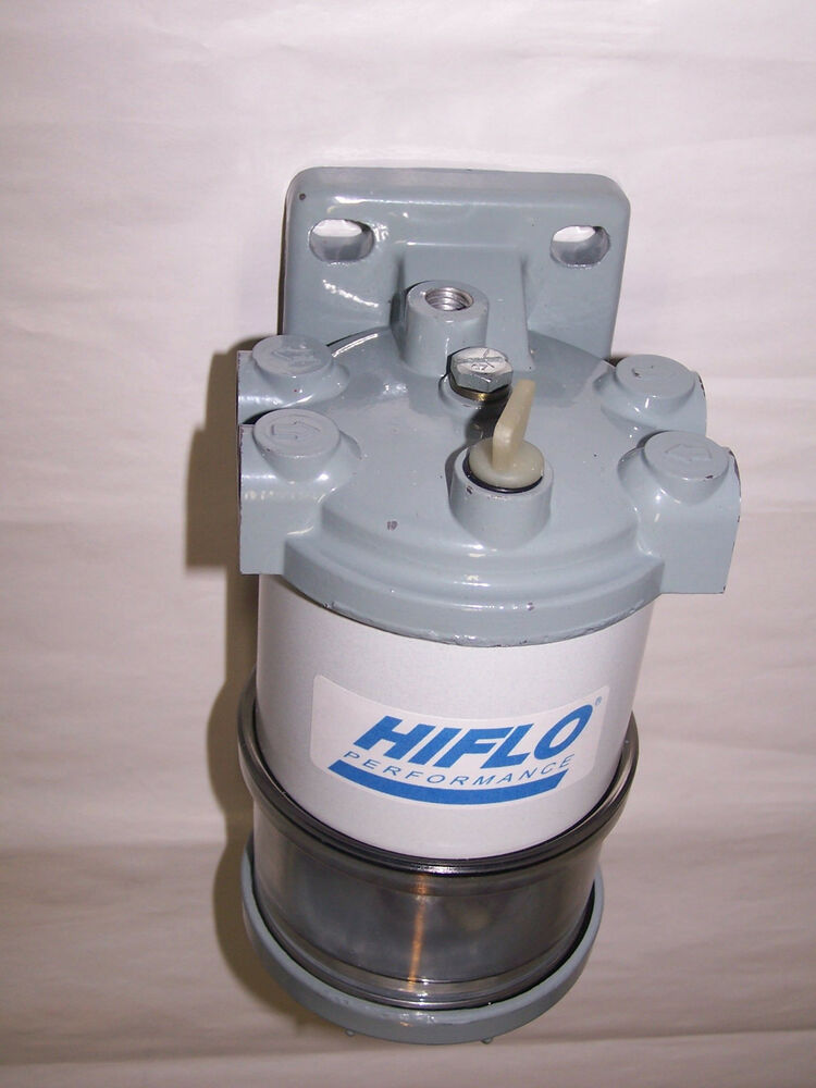 Sel Fuel Filter Assembly