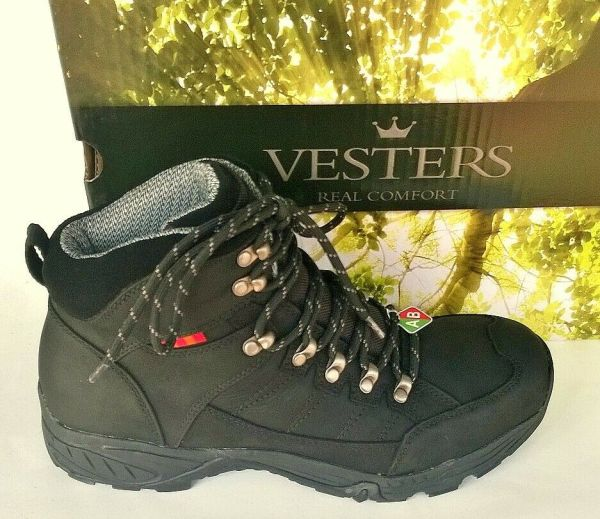 Leather WATERPROOF Hiking Boots Womens Vesters - SALE ...