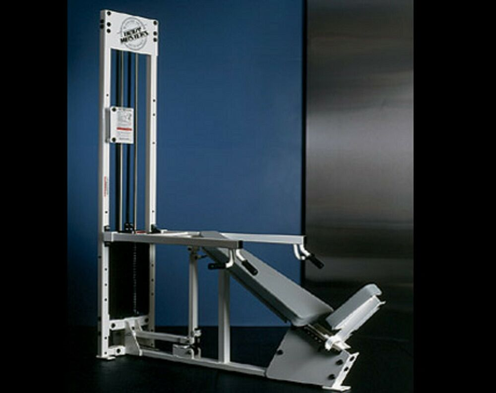 Body Masters Incline Chest Press Machine With 300lb Weight