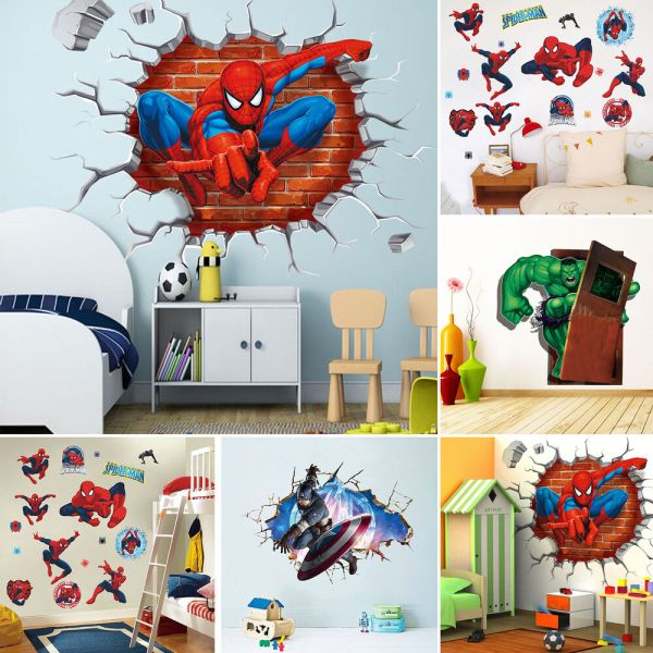 3D Removable View Wall Sticker Vinyl Decal Art Home Kids ...