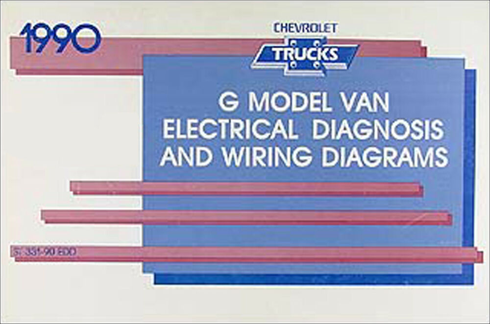 Chevy G Van Wiring Diagram Manual G10 G20 G30