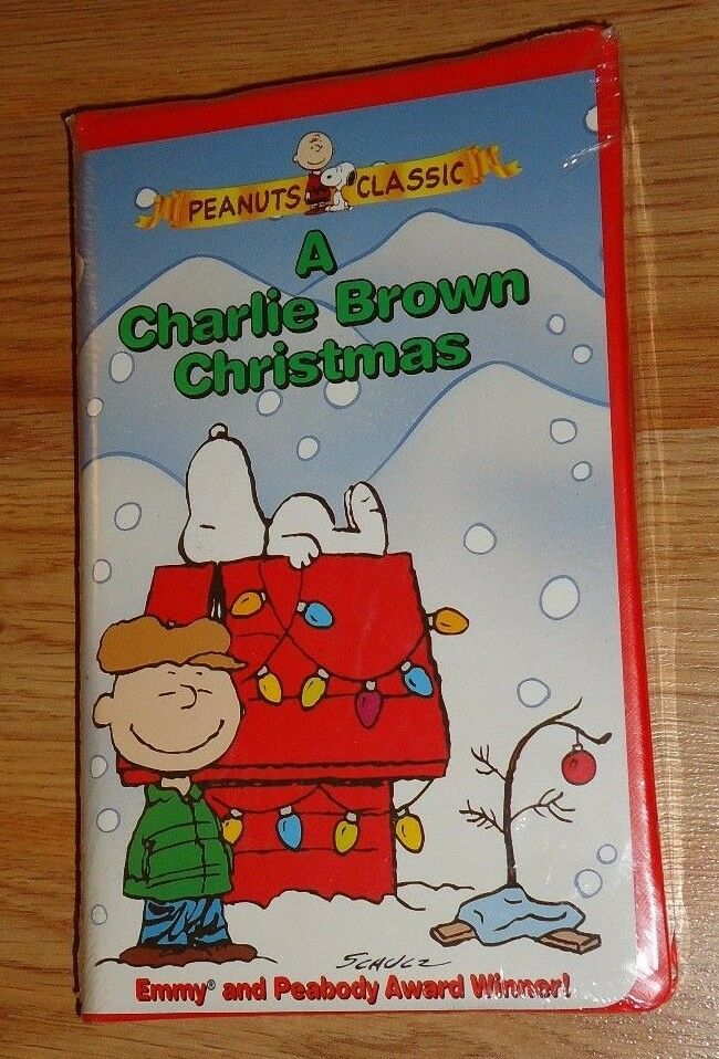 A Charlie Brown Christmas Vhs.A Charlie Brown Christmas Vhs Thecannonball Org