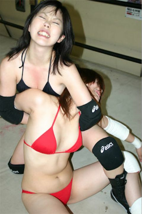 Details About New Female Women Wrestling Bikini Ladies Japanese 50 Min Dvd Pro Swimsuits I75