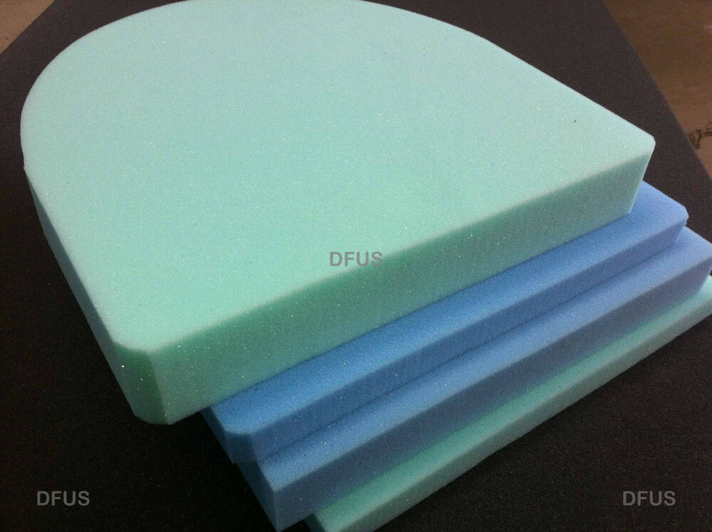 Dining Chair Seat Pads * Upholstery Foam Cushions. Firm