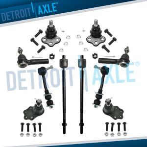 Brand New 10pc Complete Front Suspension Kit for Dodge