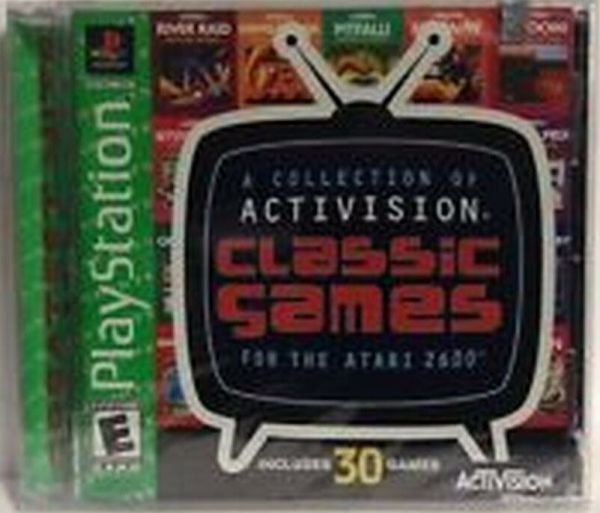 Activision Classics Collection 30 Games for ATARI 2600 NEW ...