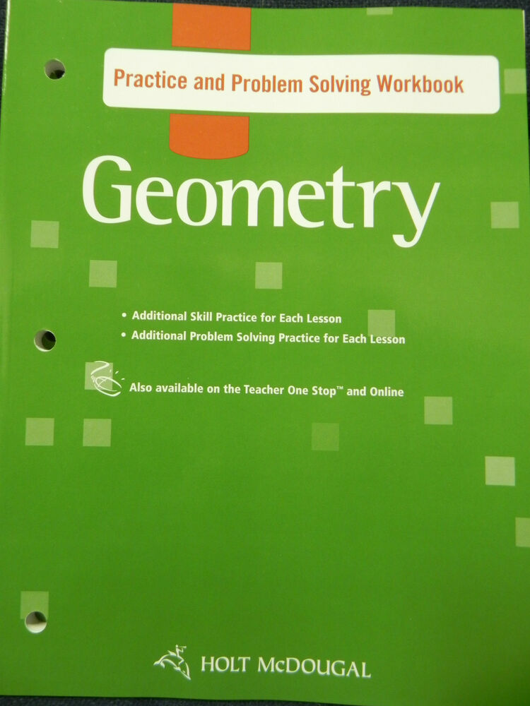 Holt Mcdougal Geometry Practice And Problem Solving