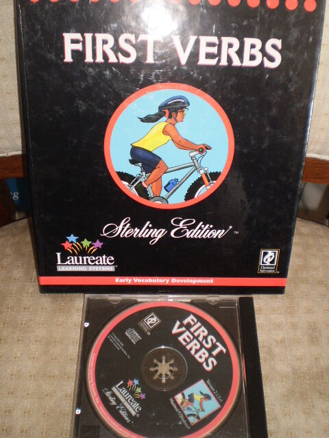 Laureate Learning Systems First Categories Sterling Edition First Verbs EBay