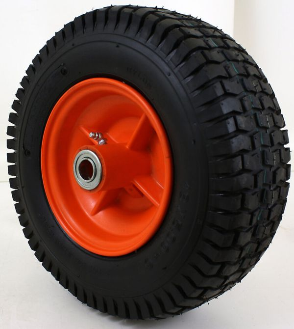 13x5.00-6 2 Ply Turf Tread Tire on Rust Free Rim | eBay
