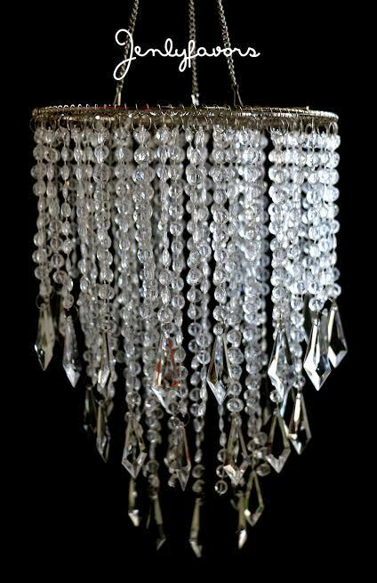 Acrylic Plastic Chandelier Clear For Party Decoration EBay