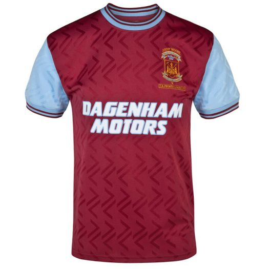 West Ham United FC Official Football Gift Mens 1994 Bobby ...