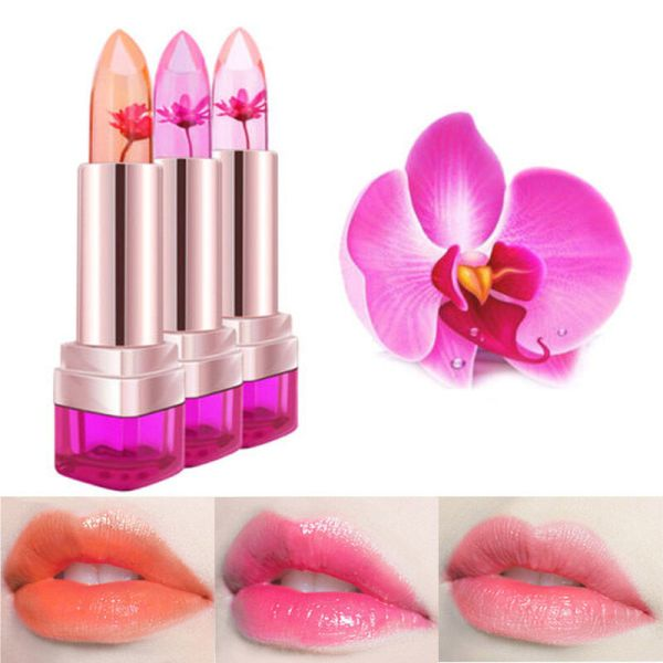 Beauty Magic Jelly Flower Lipstick Color Changing ...