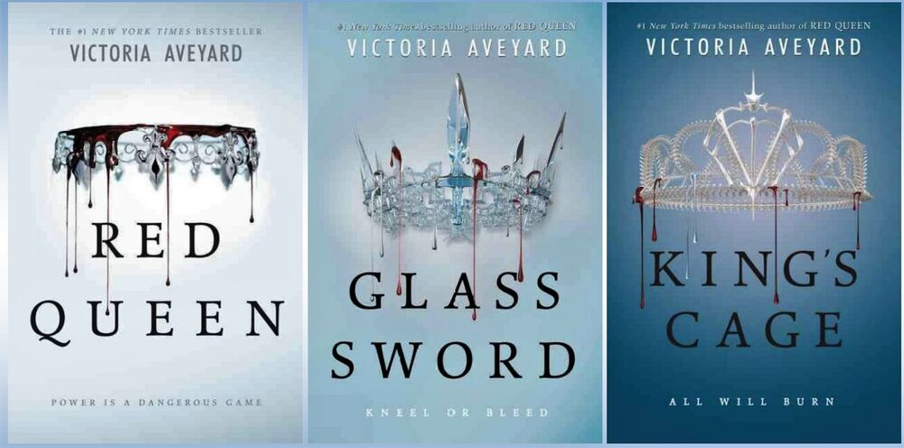 Image result for red queen and glass sword