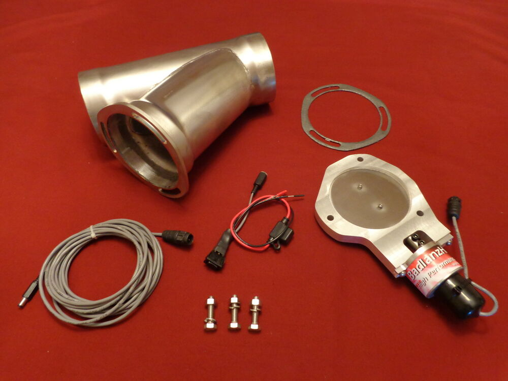 badlanzhpe electric exhaust cutout review