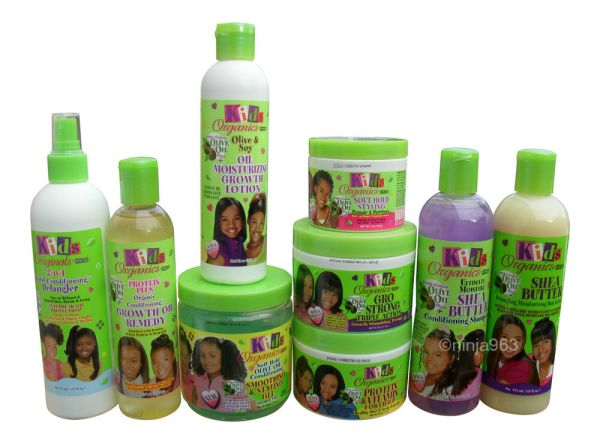 KIDS ORGANICS AFRICA'S BEST AFRO HAIR CARE PRODUCTS | eBay