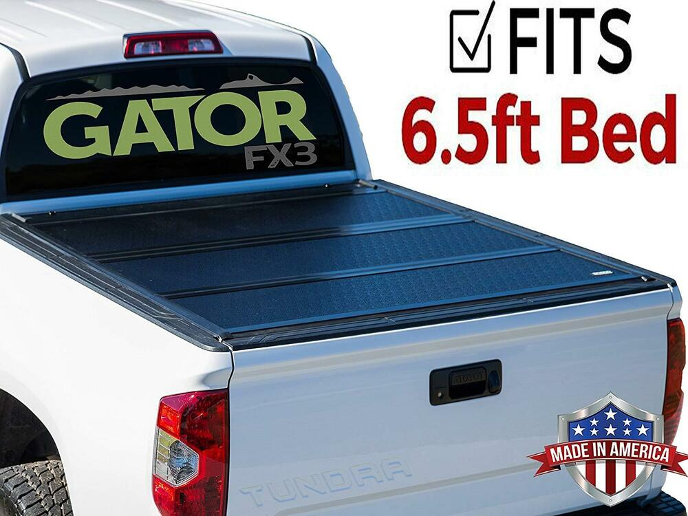 Gator Fx3 Tonneau Cover Toyota Tundra 2007 2017 6 5 Ft Bed