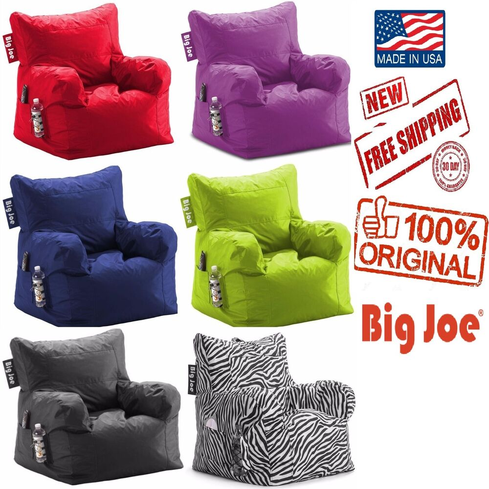 Math is essential, but that doesn't mean it has to be boring. Bean Bag Chair Big Joe Dorm Kids Seat Furniture Teen TV ...