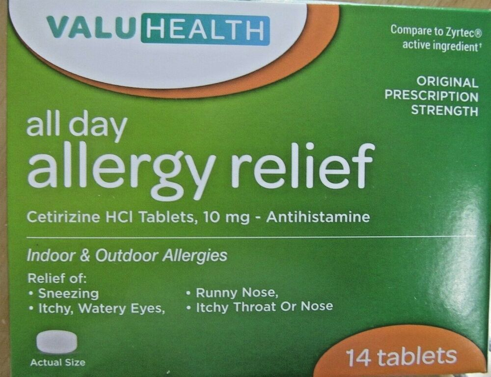 Image Result For Immediate Allergy Relief