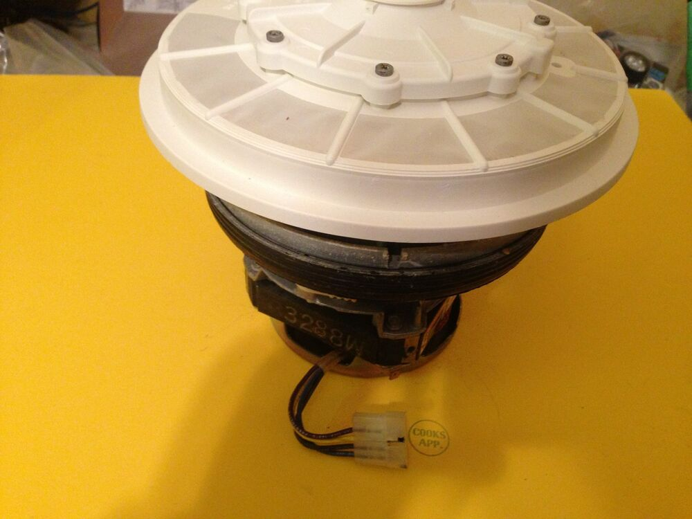 A Used Whirlpool Kenmore Dishwasher Pump Motor