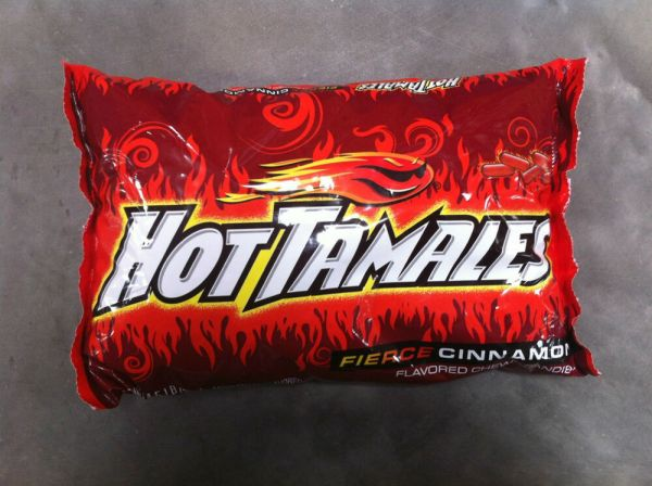 Hot Tamales 9 lbs Pounds Bulk Bags Candy Cinnamon Chewy