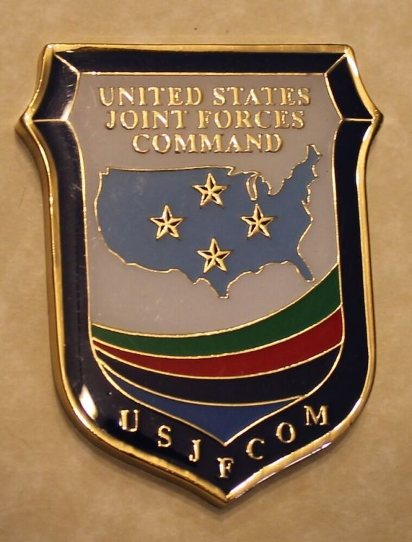 United States Joint Forces Command Sergeant Major ...