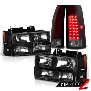 19951999 Chevy Tahoe [CHERRY RED] LED Tail Light